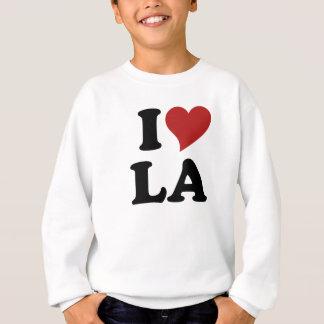 私はLAを愛します スウェットシャツ