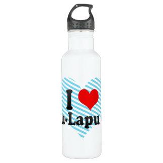 私はLapu-Lapu都市、フィリピンを愛します ウォーターボトル
