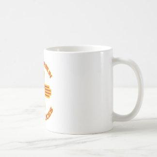 私はLas Crucesにむしろいます コーヒーマグカップ