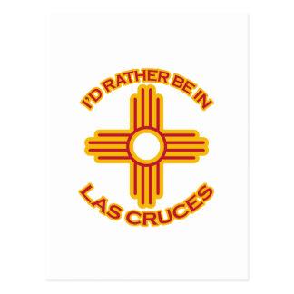 私はLas Crucesにむしろいます ポストカード