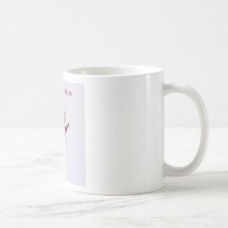 私はlaw1の私の母を愛します コーヒーマグカップ