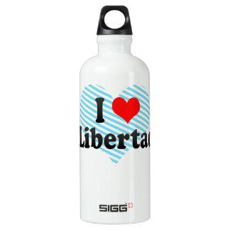 私はLibertad、フィリピンを愛します ウォーターボトル