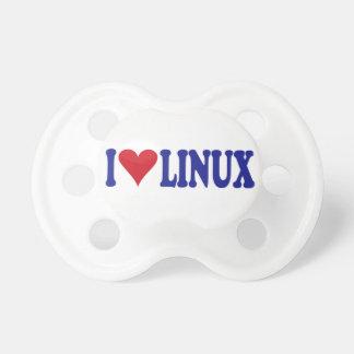私はLinuxを愛します おしゃぶり