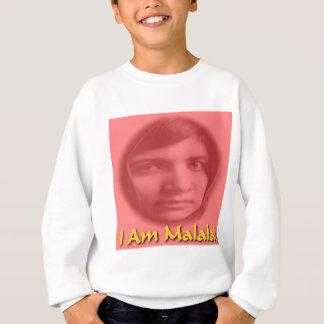 私はMalalaです スウェットシャツ