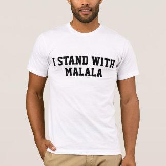 私はMalalaのTシャツ及びワイシャツです Tシャツ