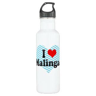 私はMalingao、フィリピンを愛します ウォーターボトル