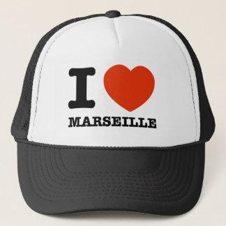 私はMaseilleを愛します キャップ