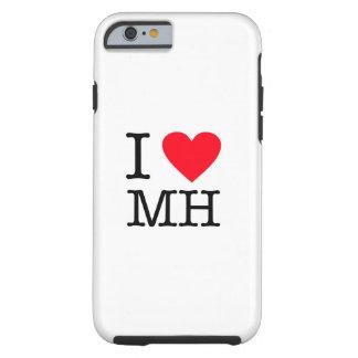 私はMH - iPhoneの場合--を愛します ケース