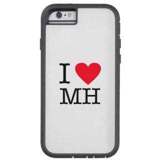 私はMH - iPhoneの場合--を愛します Tough Xtreme iPhone 6 ケース