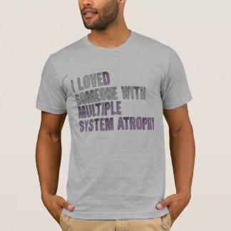 私はMSAの人のTシャツとの誰かを愛しました Tシャツ