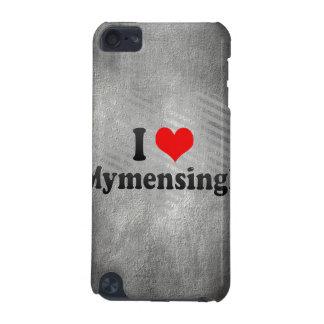 私はMymensingh、バングラデシュを愛します iPod Touch 5G ケース