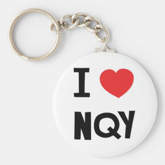 私はNewquayを愛します キーホルダー