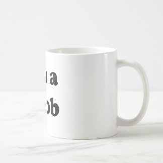 私はnoobです コーヒーマグカップ