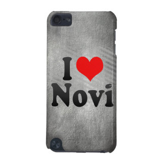私はNovi、米国を愛します iPod Touch 5G ケース