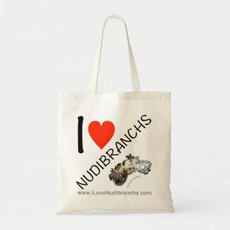 私はNudibranchsの戦闘状況表示板を愛します トートバッグ