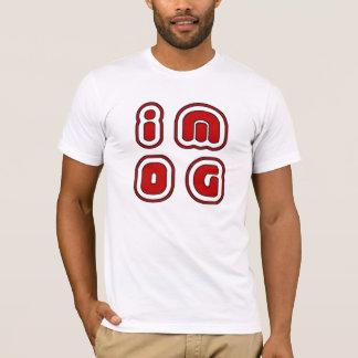 私はO Gです Tシャツ