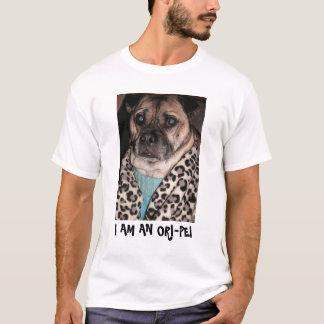 私はORI-PEIです Tシャツ