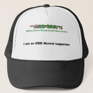 私はOSDの卒業生サポータです キャップ