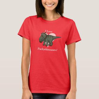 私はPachyrhinosaursを愛します! Tシャツ
