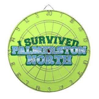 私はPALMERSTONを北に生き延びました ダーツボード