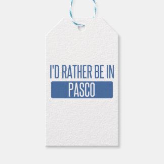 私はPascoにむしろいます ギフトタグ