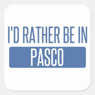 私はPascoにむしろいます スクエアシール