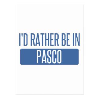 私はPascoにむしろいます ポストカード