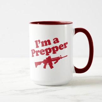 私はPrepperです マグカップ