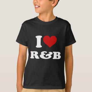 私はR&Bを愛します Tシャツ
