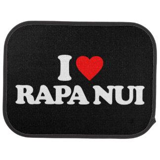 私はRAPA NUIを愛します カーマット