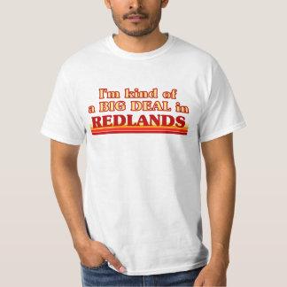 私はRedlandsのちょっと大事です Tシャツ
