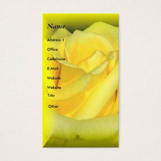 私はRise_Profileカードできます 名刺