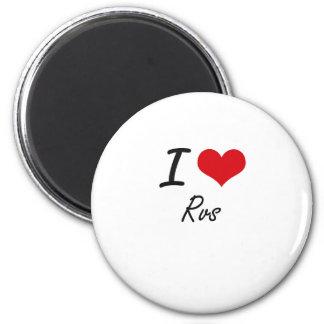 私はRvsを愛します マグネット