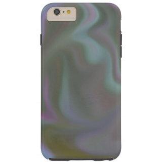 私はS6保護場合の絞り染めのデザインに電話をかけます TOUGH iPhone 6 PLUS ケース