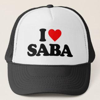 私はSABAを愛します キャップ