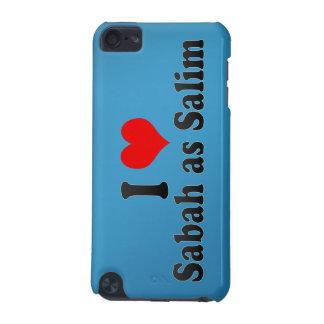 私はSalim、クウェートとしてサバ州を愛します iPod Touch 5G ケース