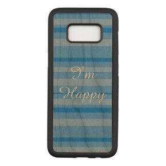 私はsamsung幸せなS8の例です Carved Samsung Galaxy S8 ケース