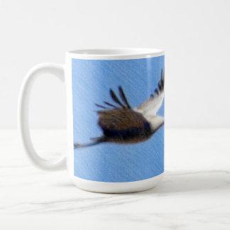 私はSandhillクレーンを愛します コーヒーマグカップ