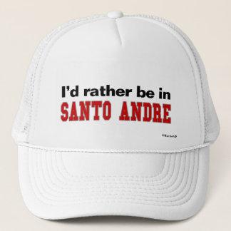 私はSantoアンドレにむしろあります キャップ