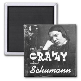 私はSchumannについて熱狂するです マグネット