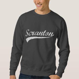 私はScrantonペンシルバニアを愛します スウェットシャツ