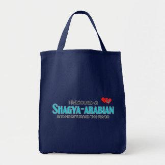 私はShagyaアラビアを救助しました(雄の馬) トートバッグ