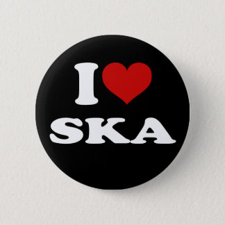 私はSkaを愛します 缶バッジ