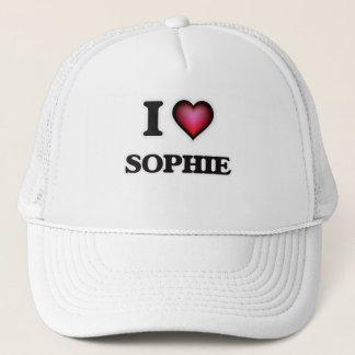 私はSophieを愛します キャップ