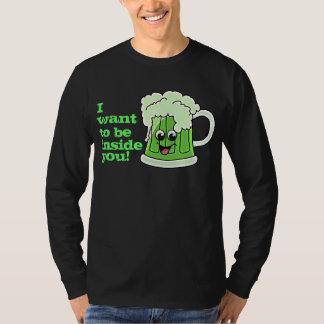 私はSt pattys day中ありたいと思います Tシャツ