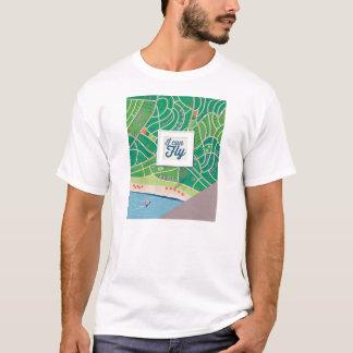 私はTシャツを飛ばしてもいいです Tシャツ