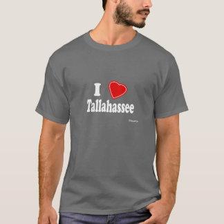 私はTallahasseeを愛します Tシャツ