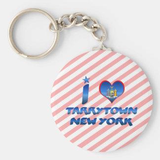 私はTarrytown、ニューヨークを愛します キーホルダー