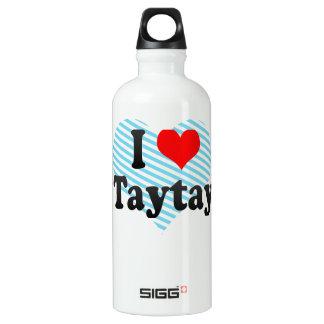 私はTaytay、フィリピンを愛します ウォーターボトル