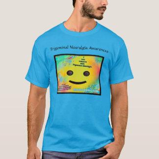私はTrigeminal神経痛のTシャツとの誰かを愛します Tシャツ